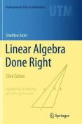 Linear Algebra Done Right