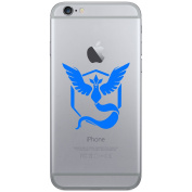 POKEMON GO - Team MYSTIC Mobile Phone Vinyl Sticker Decal