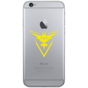 POKEMON GO - Team INSTINCT Mobile Phone Vinyl Sticker Decal