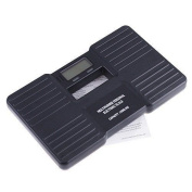 TOOGOO(R) 150KG Digital Electronic Fitness Bathroom Body Fat Weight Scale Health Weighing