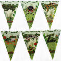 Reptile / Insect / Creepy Crawly Bunting decoration 12 Flags