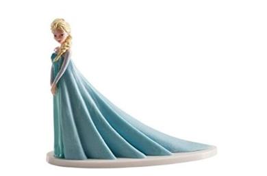 New Licenced Disney Frozen Elsa Cake Topper Figure