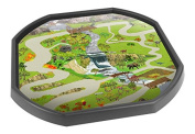 Lost World Dinosaurs Tray Mat - Ideal for Tuff Spot Play Tray