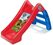 """Paw Patrol Kids/Childrens Official Junior Play Slide Outdoor/Indoor 60cm/24"""" for Baby, Infant and Toddler Boys  .   Small Plastic Childs Garden Playground Toy Lightweight & Portable Red/Blue"""