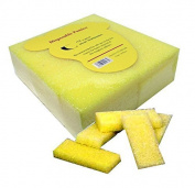 40pc Coarse CT Mini Disposable Pumice Pads -Yellow by CT Pumice