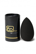 360 Beauty Cosmetic Perfection Sponge Features Larger Size with Air Drying Canister for Blending and Contouring Seamless Foundation