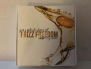 Frizz Freedom Smooth and Sleek Shampoo and Conditioner