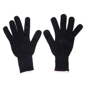 Coosa 1pcs Professional Heat Resistant Glove for Hair Styling Heat Blocking for Curling