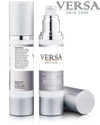 VERSA - Kojic Acid Serum - get rid of age spots by reversing hyper-pigmentation - brightens skin, even out skin tone - Advanced dermatology - Diacetyl Boldine, Alkyl Benzoate, Tocopherol Acetate, 30ml