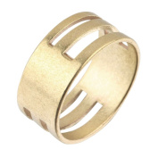 1 Pcs DIY Raw Brass Jump Ring Findings Open/Close Tool For Jewellery Making By Crqes