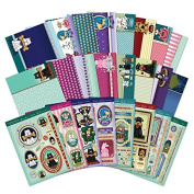 Hunkydory Crafts Pampered Paws Precious Pooches Luxury Topper Collection