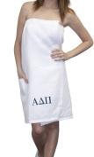 KYS Alpha Delta Pi Waffle Towel Wrap