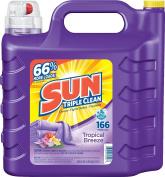 Sun Ultra Liquid Laundry Detergent, Tropical Breeze, 7390mls, 166 Loads