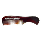 Beard & Moustache Grooming Comb   Cuffs & Co