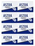 40 Astra Superior Stainless Double Edge Safety Razor Blades