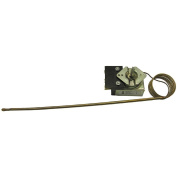 All Points 46-1025 Thermostat; Type SJ; Temperature 100 - 450 Degrees Fahrenheit; 90cm Capillary