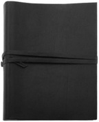 Black Chianti Extra Large Leather Photo Album by Coles Pen Company