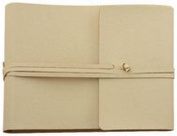 Ivory Saffiano Large Leather Photo Album by Coles Pen Company