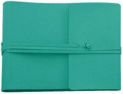 Turquoise Saffiano Large Leather Photo Album by Coles Pen Company