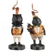 Halloween Pals Resin Figures, 15cm ., Assorted 2