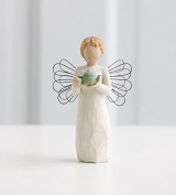 Willow Tree Angel Of The Kitchen Figurine - Susan Lordi Boxed