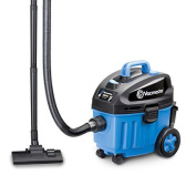 Vacmaster 15.1l, 5 Peak HP with 2-Stage Industrial Motor Wet/Dry Floor Vacuum, VF408