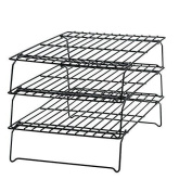 Wilton 2105-459 Excelle Elite 3-Tier Cooling Rack, 40cm X 25cm