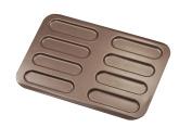Gobel Non-Stick 8 Hole Eclair Baking Tin, 30cm x 23cm