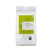 Organic Sumatra Mandheling Coffee Beans Waitrose 227g