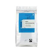 Peru Decaffeinated Coffee Beans Waitrose 227g