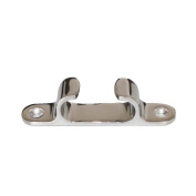 X-Haibei Marine Straight Bow Chock Cleat Line Chock Stainless Steel for Boat 10cm Length