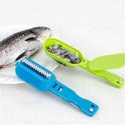 Lautechco® Kitchen Gadgets Fish Scraper Stainless Steel Clean Fish Knife For Cleaning , Fish Scales Planing Kitchen Tools