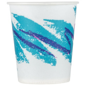 Dart Solo R53-00055 Jazz 150ml Wax Treated Paper Cold Cup - 100/Pack