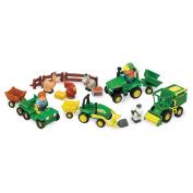 John Deere 1st Farming Fun, Fun on the Farm Kids Playset