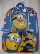 Despicable Me Minions and Locker Backpack