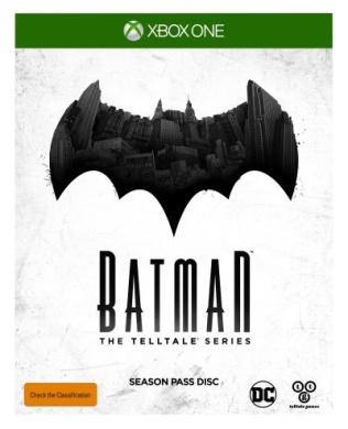 XboxOne Batman Telltale Series