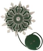 Thirsty Light Christmas Snowflake Water Sensor