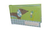 """Baby Photo Album 4 x 6 Grandmas Brag Book """"Sweet Baby Boy"""" - Baby Shower Gifts, - Holds 24 Precious Photos, Acid-free Pages"""