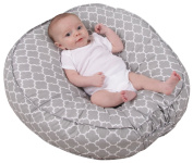 Leachco Podster Sling-Style Infant Lounger - Moroccan Grey
