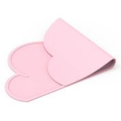 BUTEFO Slip Resistant Silicone Baby / Kid / Children Placemats Place Mats Table Mat Meal Mat