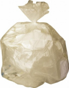 Medline NONHCR3710C High Density Clear Liners, Latex Free, 90cm Length x 80cm Width, 113.6l Size, Clear