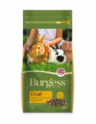 Burgess Rabbit Pellets with Oregano