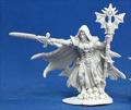 Malek, Necromancer (1) Miniature