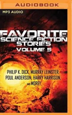 Favorite Science Fiction Stories, Volume 5