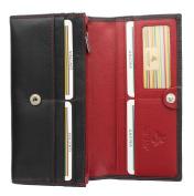 Visconti Ladies Soft Leather Colorado Collection Purse CD21