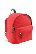 SOLS Unisex Rider Backpack Red ONE