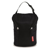 Skip Hop Double Bottle Bag, Black