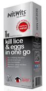 NitWits All In One Headlice Solution 120ml
