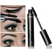 Magical Halo Mascara Waterproof Black Mascara Eyelashes Thick Lengthening Curling Makeup Mascara Colossal Non-smudge