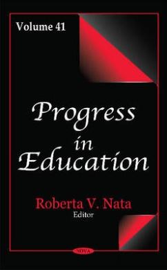 Progress in Education: Volume 41